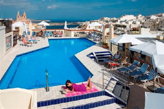 Solana Hotel: Pool Area