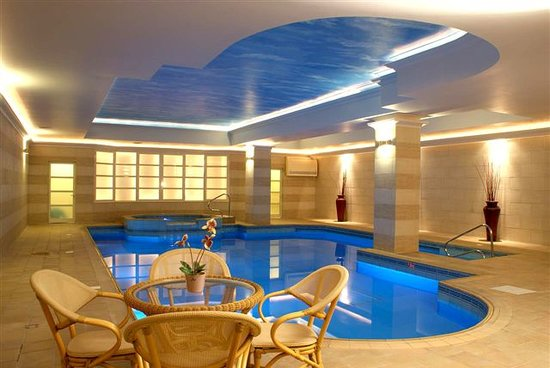 Solana Hotel and Spa: Indoor Heated Pool