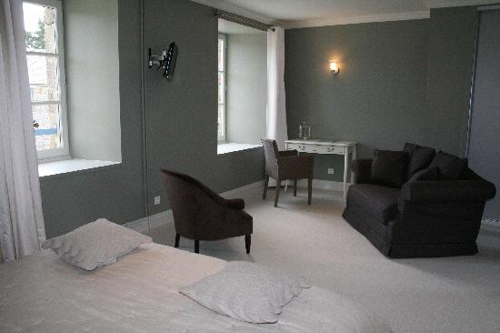Basse-Normandie, France: Chambre 1