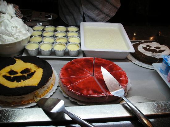 Hotel Fuerte Conil - Costa Luz: Buffet Halloween - postres 2