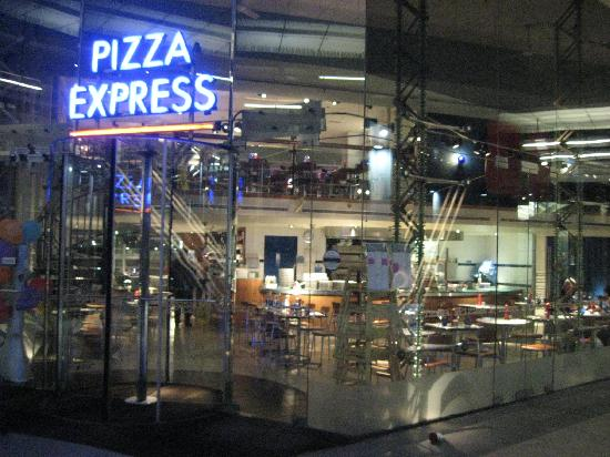 The Main Entrance Picture Of Pizza Express London