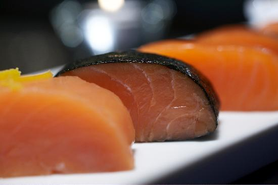 Caviar House & Prunier - St James Street : Exclusive Balik salmon