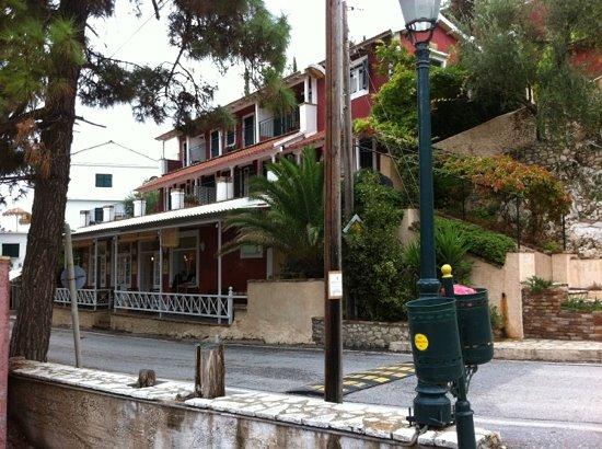 Zefiros Hotel: hotel Zephyros