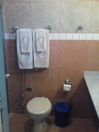 Sao Pedro: banheiro