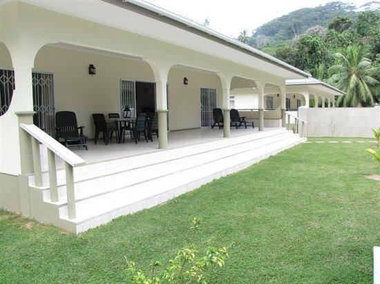 Fond du Sac: balcony