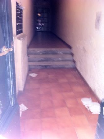Residenza Horti Luculliani : entrance