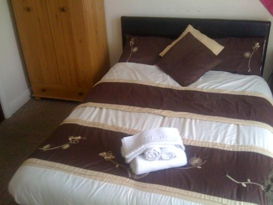 Boyce Hotel: my bedroom this time in october2011
