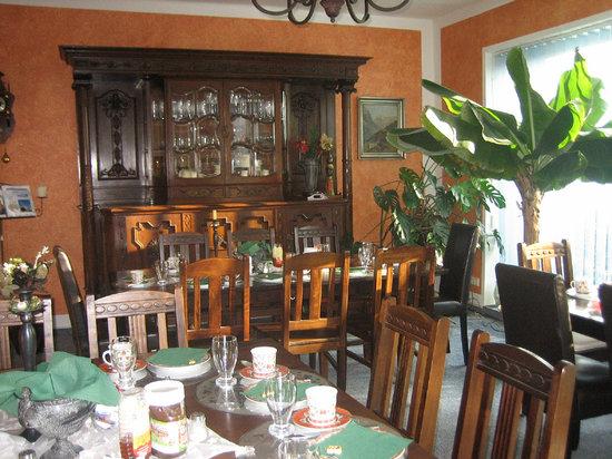 Pension Wegerich: Frühstücksraum