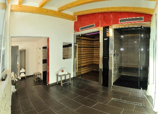 Albergo Alla Torre: nuova private spa