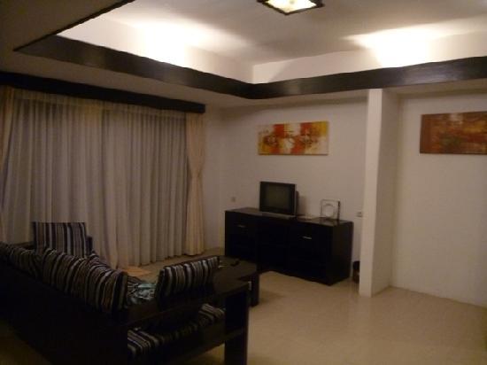 Scape Condotel: Loungeroom