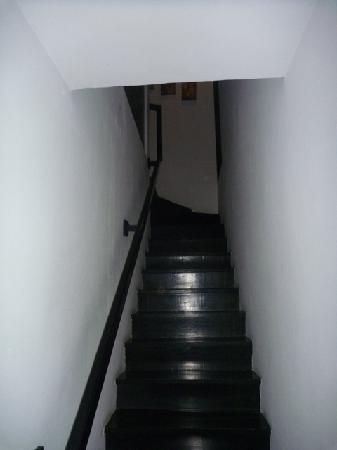 Scape Condotel: Stairs