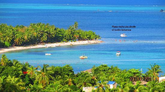 Hosteria Mar y Sol: Playa Rocky Cay