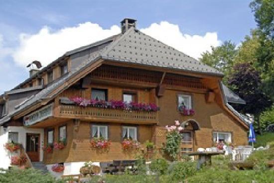 Jägerhof Bernau: Ansicht Pension Jägerhof