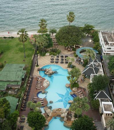 Long Beach Garden Hotel Spa Отель с крыши