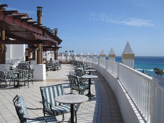The terrace picture of hotel riu palace tenerife adeje for Hotels on the terrace