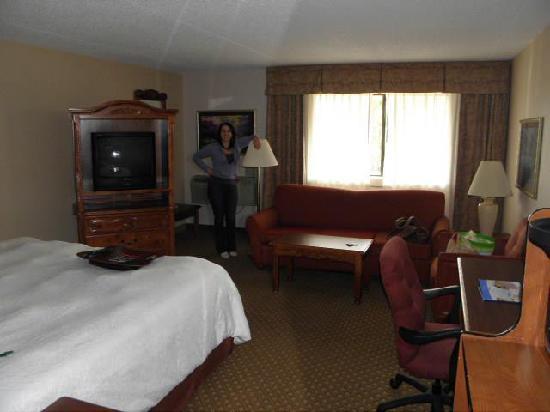 Γουόρεν, Μίσιγκαν: Room