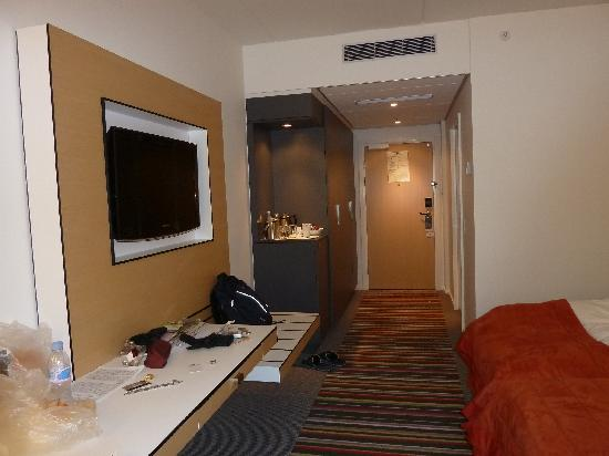 โรงแรมคราวน์ พลาซ่า โคเปนเฮเกน ทาวเวอร์: The room
