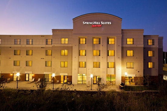 SpringHill Suites Dayton South/Miamisburg : Welcome to the SpringHill Suites Dayton South