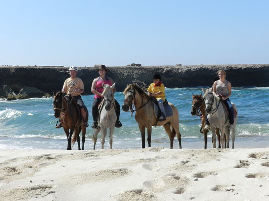 Arikok Nationalpark, Aruba: Private Beach ride