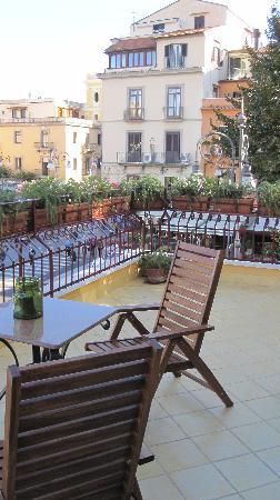 Palazzo Jannuzzi Relais: Balcony
