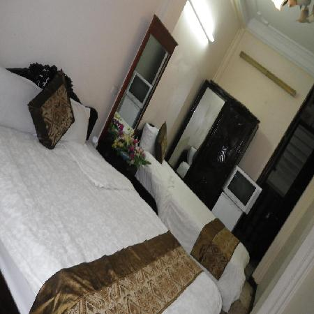 Kangaroo Hotel: Double Room