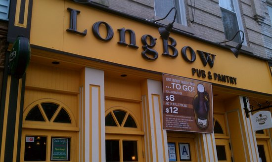 Longbow Pub and Pantry