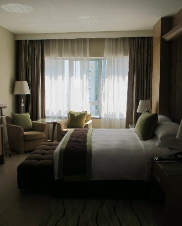 Nour Arjaan by Rotana - Fujairah: Nour by Rotana, large bedroom, very comfi bed, super clean