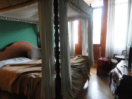 Palazzo Cendon bedroom