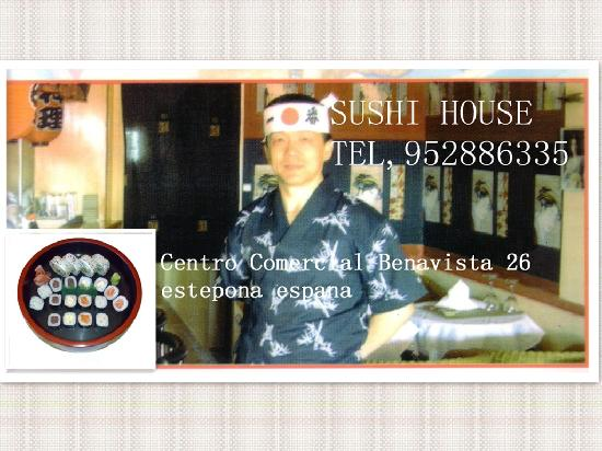 imagen Sushi House Japanese Restaurant en Estepona