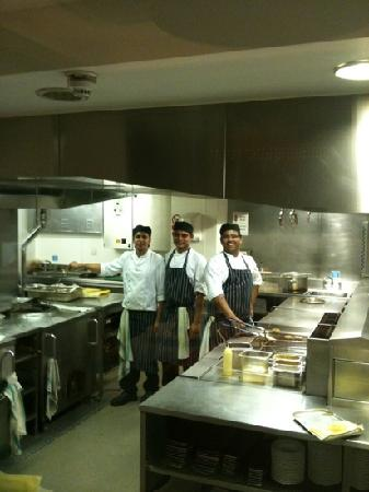 Benares Restaurant & Bar: amazing chefs