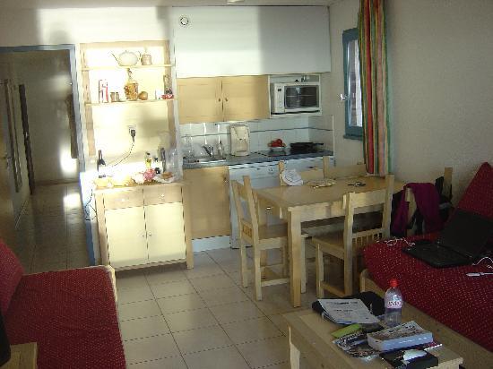 Maeva Residence Les Agaves: Studio 4-6people