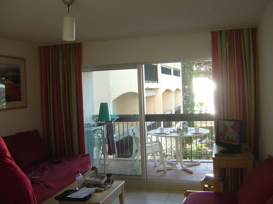 Maeva Residence Les Agaves: Studio 4-6 people