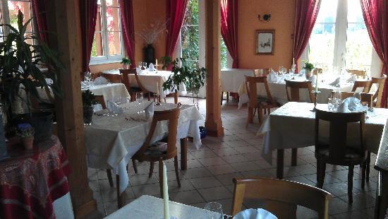 Auberge Ramstein: Speisesaal
