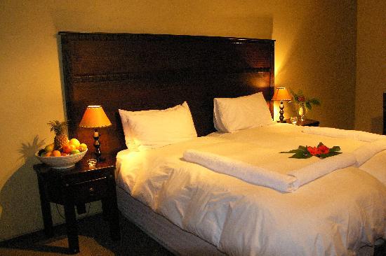 Protea Hotel Zambezi River Lodge: Standard Twin Room