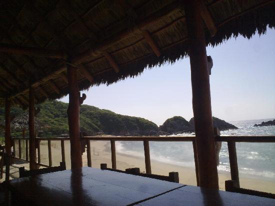 Hotel Mayto: vista