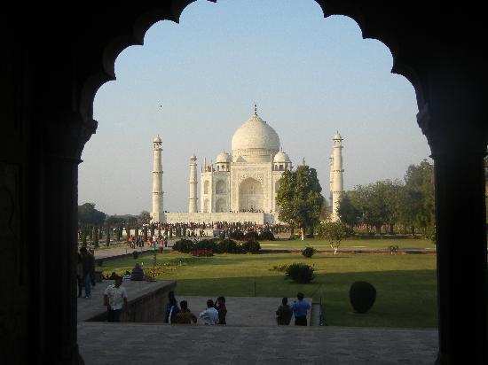 ทัชมาฮาล: Taj Mahel