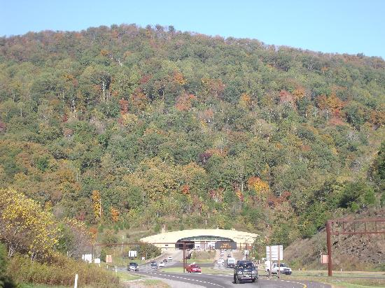 Middlesboro, Кентукки: Cumberland Gap Tunnel