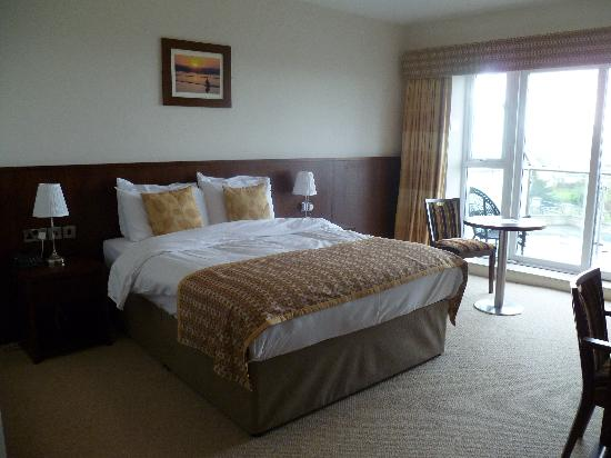 Strandhill Lodge and Suites Hotel: My room.