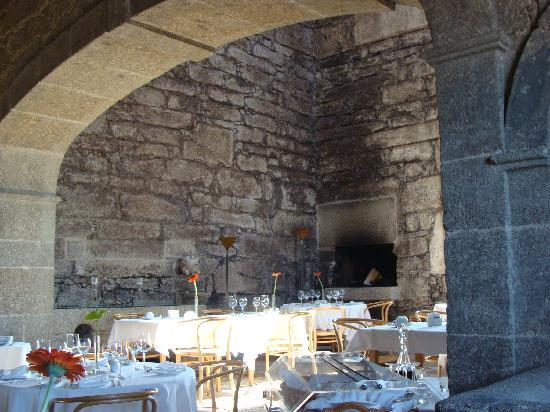 Pousada Mosteiro Amares: restaurante