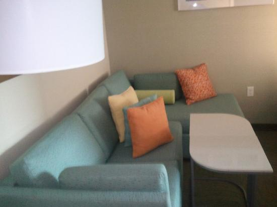 SpringHill Suites Wenatchee: Nice large rooms