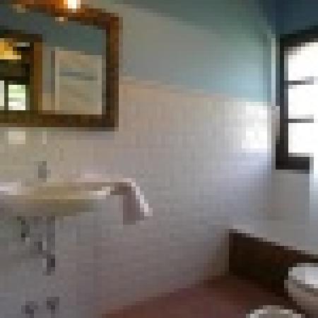 Hotel Rural Andrin: baño