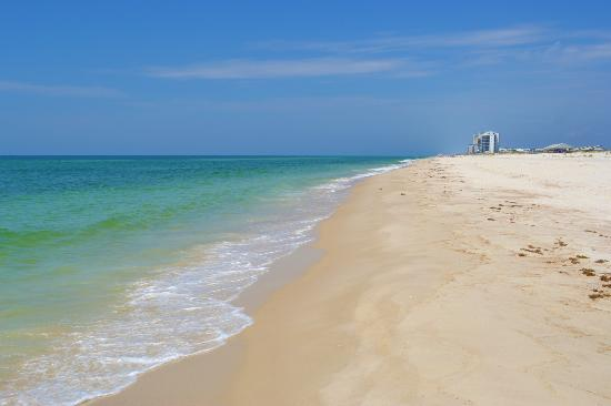 Johnson Beach On Perdido Key Is Part Of Gulf Islands