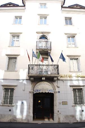 Hotel Filoxenia: Facciata