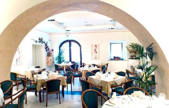 Hotel Filoxenia: Ristorante