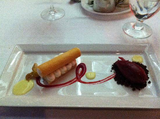 Le Saint-Amour : Chef's pastry fantasy