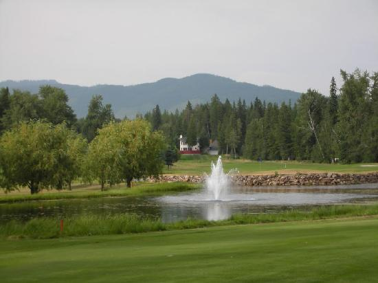 Meadow Lake Resort: Water Hazard Golf Course