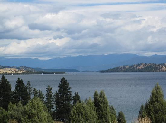 Meadow Lake Resort: Flathead Lake