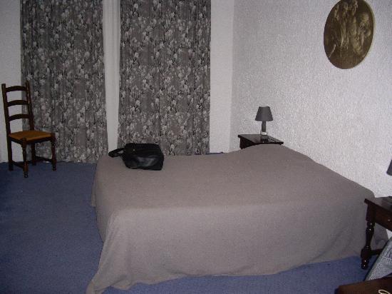 Hotel Le Colibri : Photo de la chambre à notre arrivée
