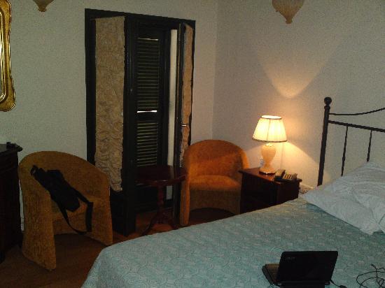 Byzantino Hotel : Room view