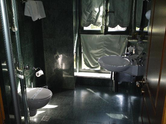 Byzantino Hotel: WC